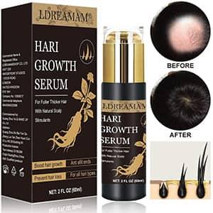Suero en spray para crecimiento del cabello LDREAMAM °