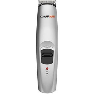 Recortador inalámbrico/recargable de barba y bigote Conair °