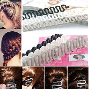 Accesorios para trenzar el cabello °