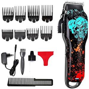 Cortadora para cabello para barbería/estética profesional °