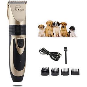 Máquina de cortar pelo para animales inalámbrica °