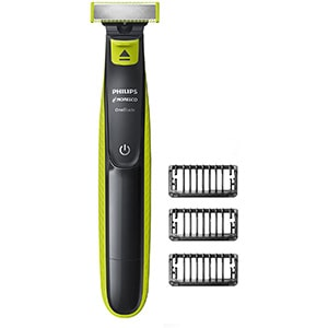 Recortadora y afeitadora eléctrica híbrida Philips Norelco °