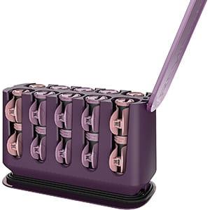 20 rodillos para rizar el cabello Remington H9100S T °
