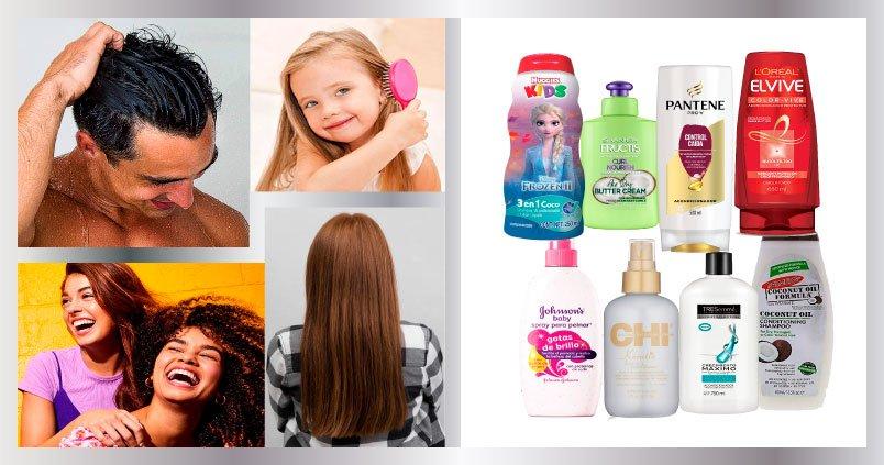 Acondicionador para cabello 6