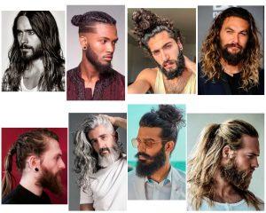 hombres-con-cabello-largo-y-barba