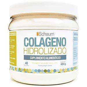Colágeno hidrolizado 100% puro en polvo 1 tarro 400 grs. °