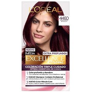 Tinte para cabello L'Oréal Paris 4460