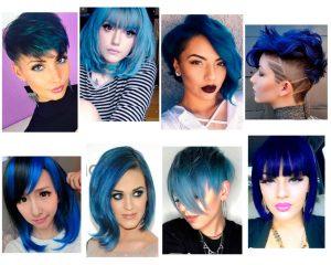 cabello-azul-corto
