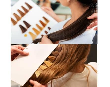 Color de cabello según tu tono de tez
