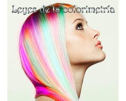 leyes de colorimetria