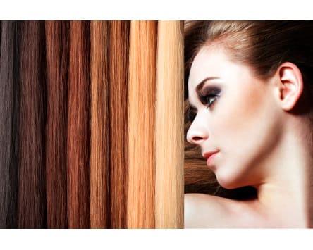 Tonos de cabello natural
