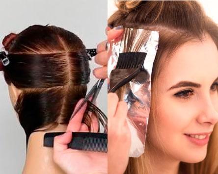 balayage-cabello-corto-paso-a-paso