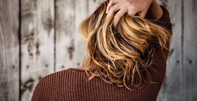 Luces para el cabello