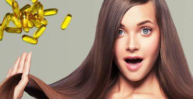 Vitaminas para cabello