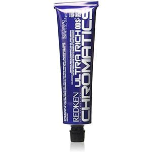 Tinte para cabello azul 8ab (8.1) azul Redken Chromatics °