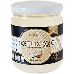 Aceite de coco con antioxidantes HOLIBLEND 470 ml