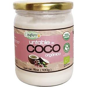 Aceite de coco orgánico Enature 430 grs.